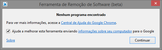 chrome-software-removal