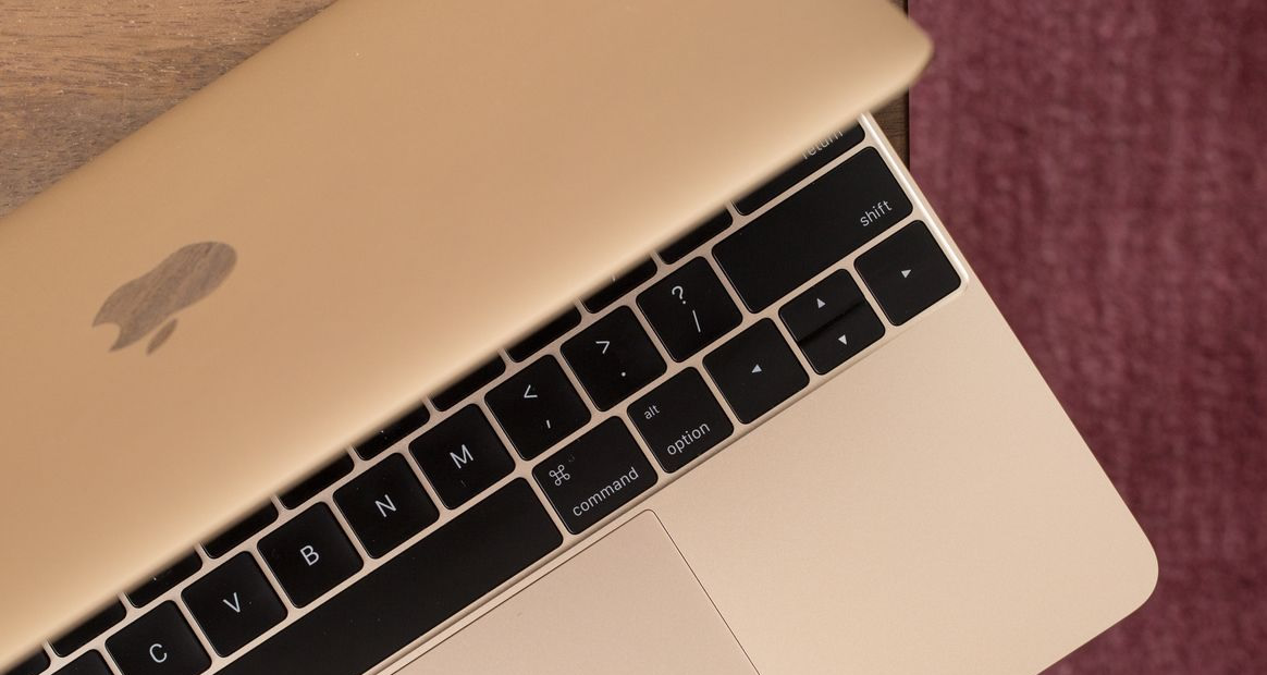 Macbook (Foto: TheVerge)