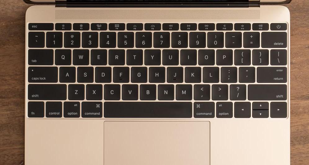 Novo teclado do Macbook (Foto: TheVerge)